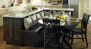 oak kitchen island with seating enchanting wood kitchen island with bench kitchen sophisticated