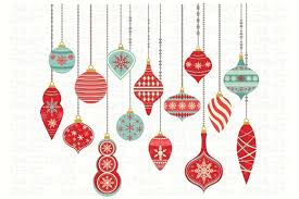 ornaments clipart illustrations creative market