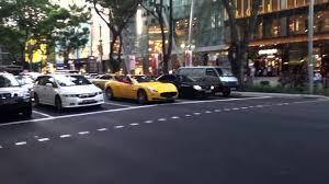 yellow maserati yellow maserati grancabrio acceleration youtube