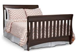 Convertible Crib Full Size Bed by Bentley U0027s U0027 Series 4 In 1 Crib Delta Children U0027s Products