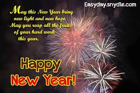 happy new year message for my best images collections