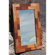 Spiegelschrank Bad Holz by Badezimmer Silber Moderner Wandspiegel 60 X 80cm Spiegelschrank