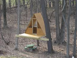 Build A Frame House The Dream Of A Treehouse Turns Out To Be A Real Project