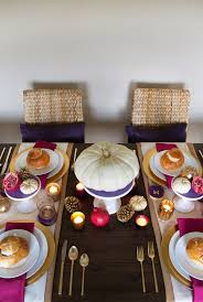 golden thanksgiving table the sweetest occasion