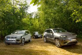 jeep infiniti jeep grand cherokee vs vw touareg vs infiniti qx70 auto express