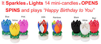 cool birthday candles wowzza amazing birthday candle the authentic and original clip