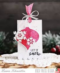 in my creative opinion tags pinterest christmas tag