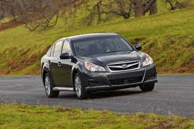all new 2010 subaru legacy revealed official photos and details