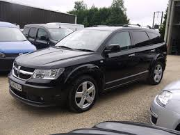 Dodge Journey 2010 - used 2010 dodge journey 2 0 crd rt suv in black with black leather