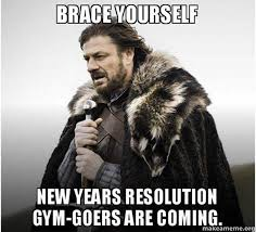 New Years Gym Meme - new years resolution gym memes page 2 shareology