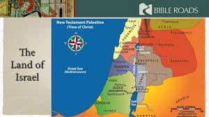 New Testament Map New Testament Overview Part 1 Bibleroads Com Youtube