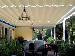 Pull Out Awnings For Decks Slide Wire Cable Awnings Superior Awning