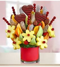 fruit bouquet houston from the heart fruit bouqu houston tx florist
