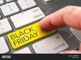 electronic express black friday hand using computer keyboard black image u0026 photo bigstock