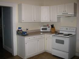 Portable Kitchen Cabinet by White Kitchen Cabinets With White Appliances Tips And Photo