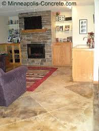 Quality First Basement by Concrete Flooring