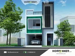 Home Designer Pro Elevations Modern House Front Side Great