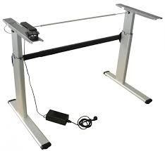 standing desk frame zen e electric sit stand height