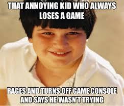 Internet Kid Meme - that annoying kid meme