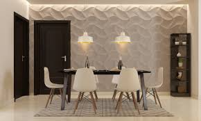 wallpaper for dining rooms livspace com