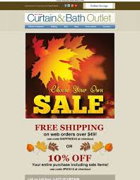 Curtain Factory Outlet Randolph Ma Curtain U0026 Bath Outlet Coupons 10 Off Coupon Promo Code 2017