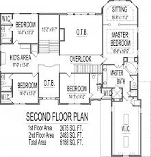 House Plans 5 Bedroom by 2 Story House Plans With Basement Stylish House Drawings 5 Bedroom