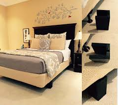 Bed Frame Foot Bedframe Update Covered Box Springs With Bedding Coordinate
