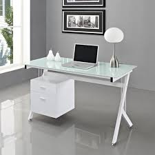 White Home Office Desks Home Office Furniture White Desk Office Desk Design