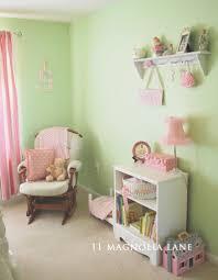 pink and green room sloane s big girl room 11 magnolia lane