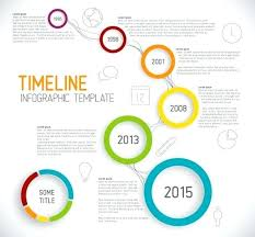 Timeline Design Free Creative Business Timeline Template Vector A Ppt Free