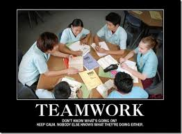Teamwork Memes - demotivational posters meme history