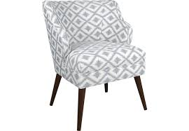 hannah floral accent chair accent chairs red