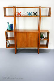 room divider bookcase mid century room divider wall unit bookcase teak shelves retro