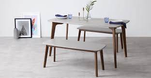 Table With Benches Set White Dining Table And Bench Set Innovative Ideas Dining Table And