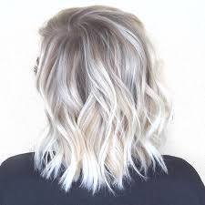 platinum hairstyles with some brown balayage highlights blonde balayage hair color ideas and looks
