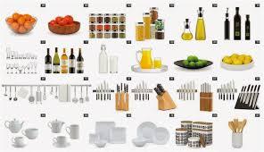 unique kitchen accessories list