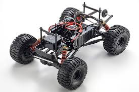 mad monster kyosho u0027s mad crusher ve monster truck rc newb