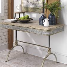 Metal Work Tables Metal And Wood Work Table Antique Farmhouse
