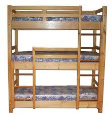 Triple Bunk Beds Triple Sleeper Bed Caravan Pinterest - Three bed bunk bed