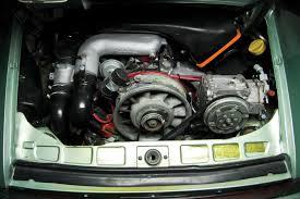 Porsche Carrera 1976 Under The Hood 1976 U201377 Porsche Turbo Carrera 930 U00271976 U201377