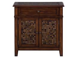 jofran baroque end table jofran baroque brown accent cabinet with small scale adcock