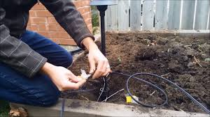 How To Install Landscape Lighting Transformer Outdoor How To Install 120v Landscape Lighting How To Wire A
