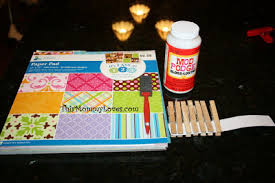Decorative Clothespins This Mommy Loves Easy Craft Project Decorative Clothespins