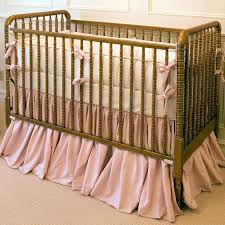 Jenny Lind Crib Mattress Size by Antique Spindle Crib In Metallic Brass By Afk Art For Kids