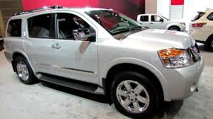 nissan armada interior photos 2014 nissan armada platinum exterior and interior walkaround