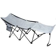 portable folding adventure camping cot bed w bag camp furniture
