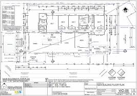 working drawing floor plan working construction drawings design drafting solutions