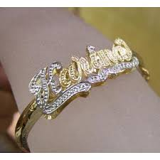 customized gold bracelets children s bracelets bracelets sears
