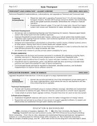 sle resume finance accounting coach video resume sles exles brightside resumes