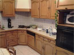 cuisine en chene massif 25 brillant relooker cuisine chene massif design de maison